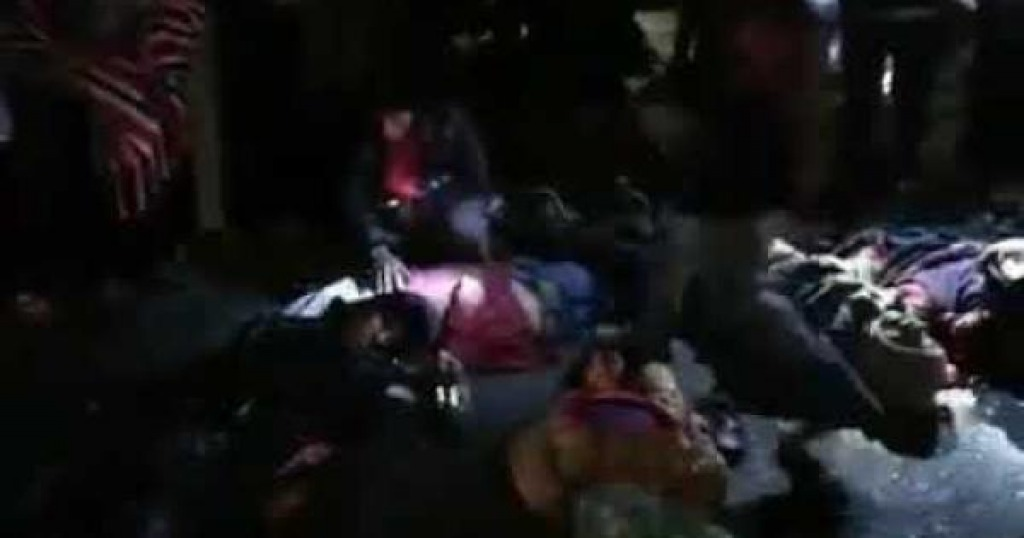 Strage in Guatemala, camion falcia folla, almeno 30 vittime