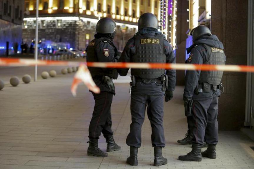 Mosca, sparatoria vicino sede dei servizi di sicurezza Fsb: 3 morti