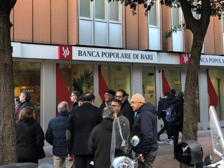 Popolare Bari, Gulatieri: crisi conferma necessità rilancio Sud