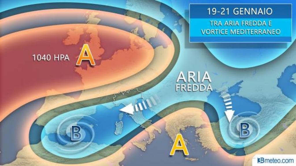 Anticipo di primavera su Napoli: l'anticiclone fa schizzare le temperature