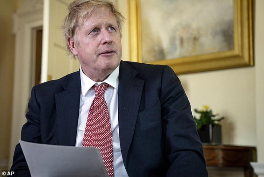 Londra, è nato il figlio di Boris Johnson