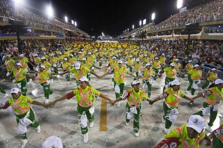 Brasile: cancellato il Carnevale di Rio