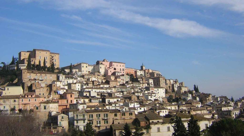 Gran Turismo 8 >> Città Sant'Angelo svela le sue opere d'arte - Itinerari ...