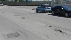 Problemi buche stradali Chieti