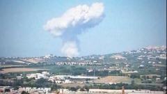 Esplosione Elice Pescara