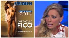 Raffaella Fico calendario 2014