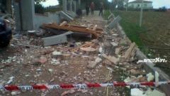 Casa esplosa