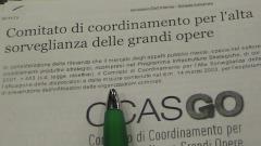 CCASGO - comitato coordinamento alta sorveglianza grandi opere