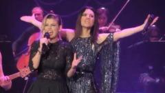 Emma Marrone e Laura Pausini