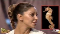 Tapiro d'oro a Belén Rodríguez