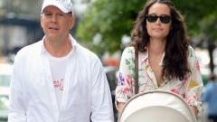 Bruce Willis ed Emma Heming