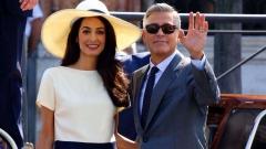 Nozze George Clooney - Amal Alamuddin