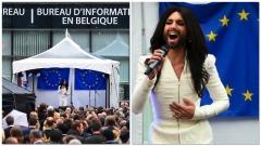 Conchita Wurst a Europarlamento