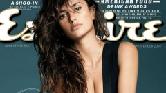 Penelope Cruz per Esquire