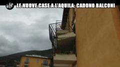 Le Iene a L'Aquila