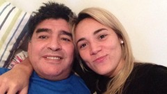 Maradona e Rocio