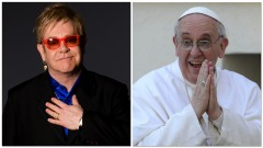 Elton John - Papa Francesco