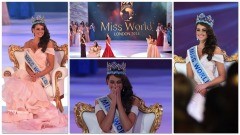 Rolene Strauss è 'Miss Mondo 2014'