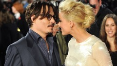 Johnny Depp e Amber Heard sposi