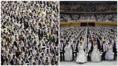 Matrimonio di massa in Corea