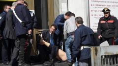 Terrore nel Tribunale di Milano