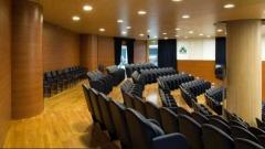 """Auditorium """"Sericchi"""" di Bper a L'Aquila"""