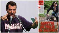 """Matteo Salvini querela """"Chi"""""""
