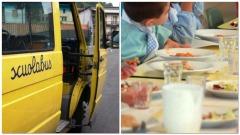 Scuolabus e mense