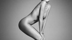 Sharon Stone su Harper's Bazar