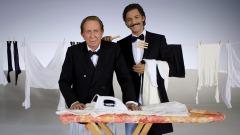 Fiorello e Mike Bongiorno per Wind