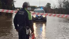 Esondazione del Rio ad Olbia