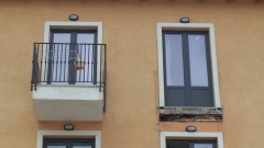 Crollo Balcone Progetto C.A.S.E.