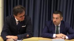 Conferenza Stampa Forza Italia