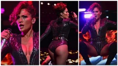 JLo Al Madison Square Garden di New York