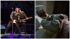 Bruce Springsteen Omaggia 'Il Duca Bianco'