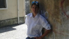 Christian Lombardozzi, foto da Facebook