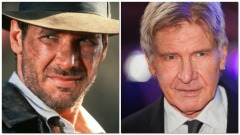 "Harrison Ford in ""Indiana Jones"""