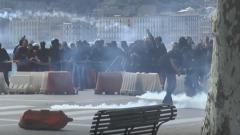 Corteo anti-Renzi a Napoli, scontri e feriti