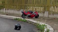 Schianto con minimoto, grave bimbo di sei anni a Brindisi