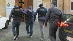 Gdf Roma, arresti
