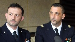 I fucilieri di Marina Massimiliano Latorre e Salvatore Girone