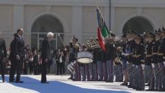 La cerimonia del 164° Anniversario della Polizia