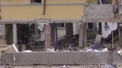 Milano, esplosione in via Brioschi