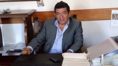Giuseppe Sanguineti, sindaco di Lavagna - foto da fb