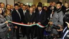 Inaugurazione del Museo della Zecca di Roma