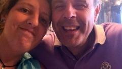 Laura Taroni e Leonardo Cazzaniga - foto da fb