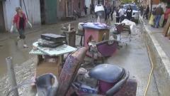 Comuni marsicani colpiti dall'alluvione del 2015