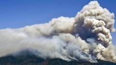 Vesuvio a fuoco