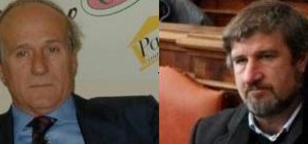 Michele Passarelli ed Eliseo Iannini