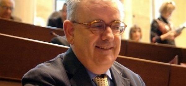 Giovanni D'Amico, Vice Presidente del Consiglio Regionale